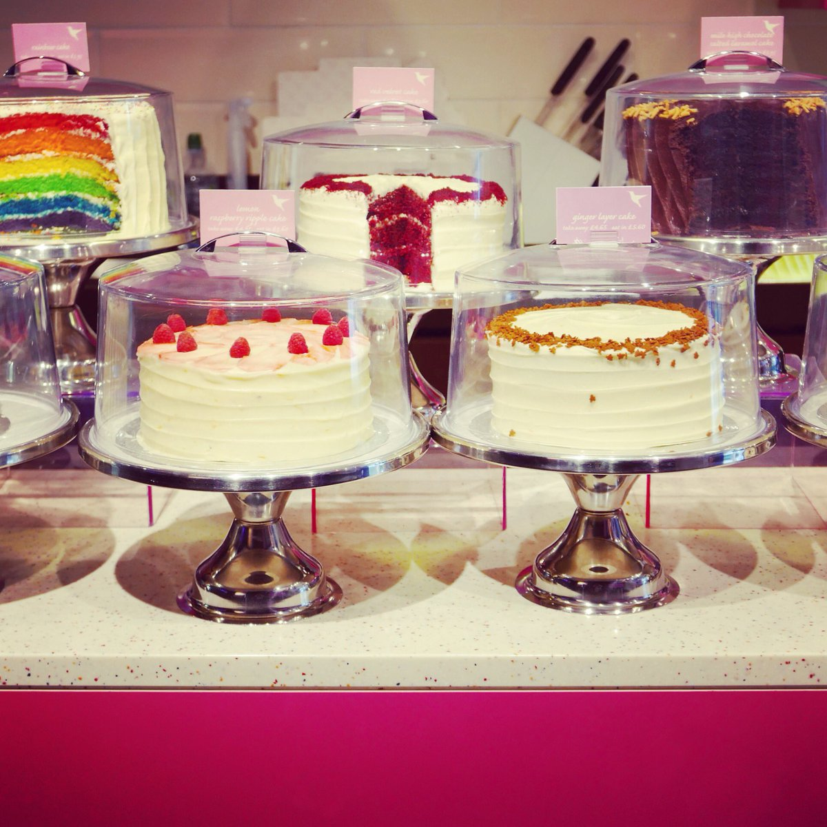 The Hummingbird Bakery London's best cake shops