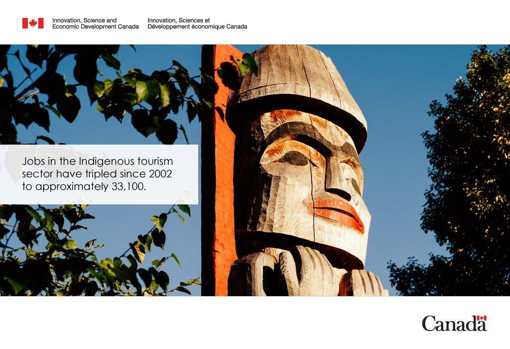 RT @MinofSBT: Let's continue to support our #Aboriginaltourism businesses #NADCanada https://t.co/k0UotYQruQ