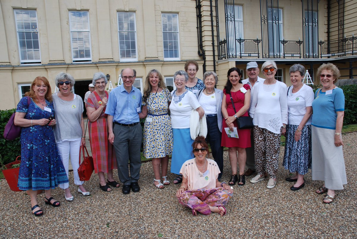 test Twitter Media - #NPLS Care Team 50 happy more mature members taken 2 Bentley Priory 4 summer outing. Perfect activity for #carersweek2017 @LiberalJudaism https://t.co/o3fZCUue2h