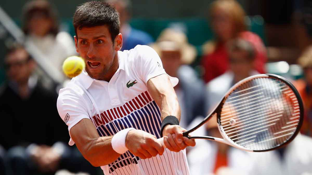 .@DjokerNole will play next week in #Eastbourne. Get Your Tickets: https://t.co/Oqd2FsQhEy @BritishTennis https://t.co/a1lxGI81tl