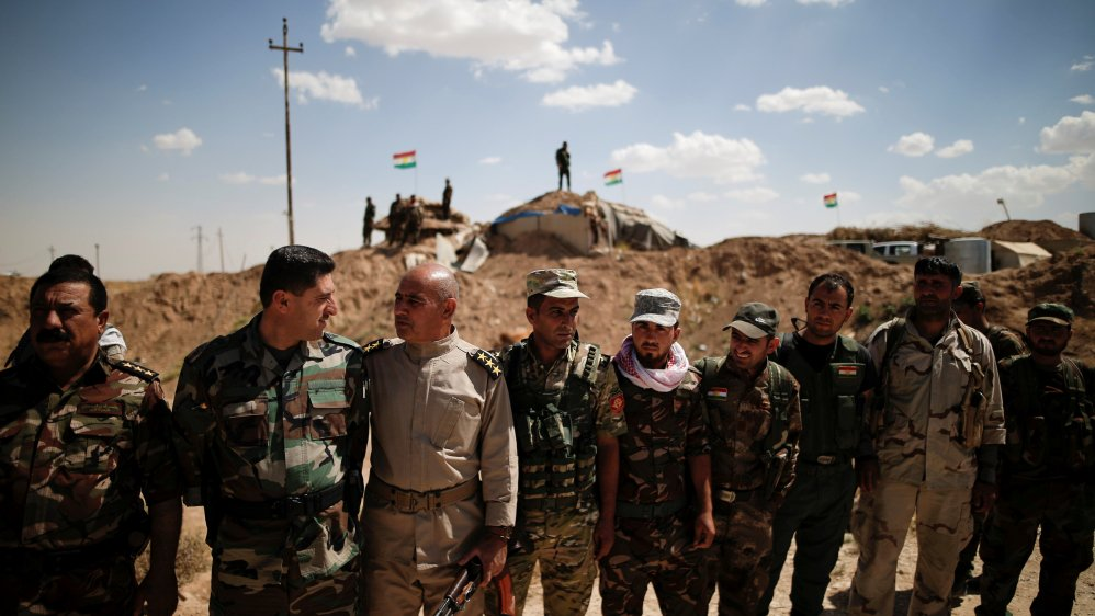 The implications of a Kurdish vote on independence in Iraq
