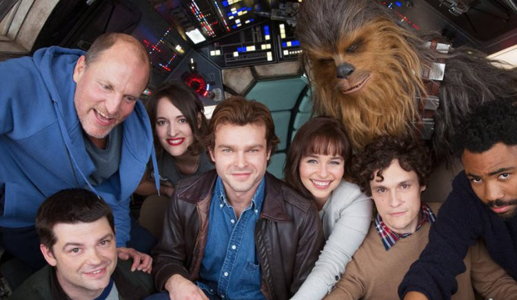 Kyle Newman offers to direct the Star Wars Hans Solo movie - for free!