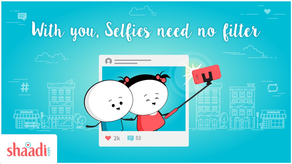 test Twitter Media - It's time to take out your phone & click a lot of selfies with your loved ones. Happy #SelfieDay! ☺️ Do share your selfies with us! https://t.co/Jtz4fUK0xS