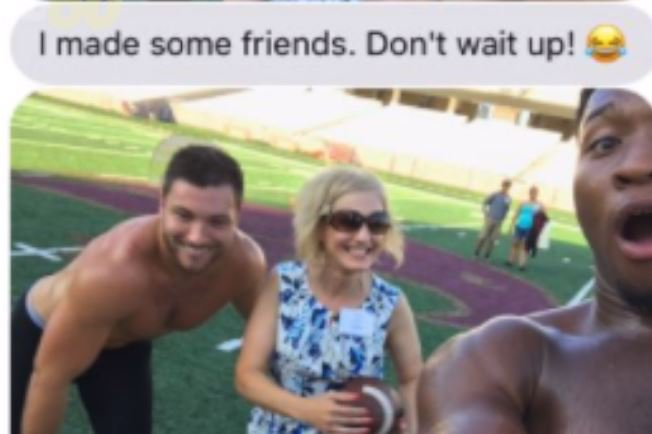 Cougar Mom Makes New Friends At Daughters Texas State Freshman Orientation Https