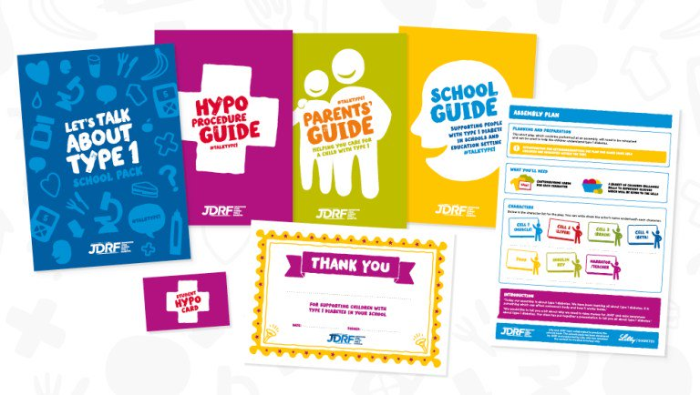 test Twitter Media - Our new School Pack aims to help school staff & students better understand type 1 #diabetes. See link for more info https://t.co/qff9AzymQ8 https://t.co/WARg32QQ3h