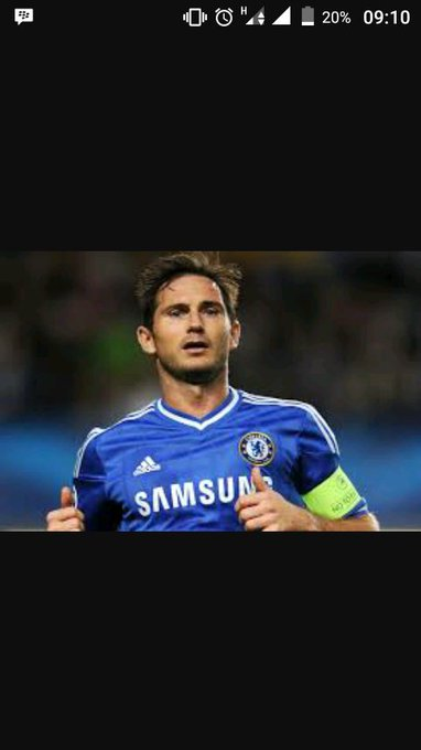 Happy Birthday Frank Lampard!!!