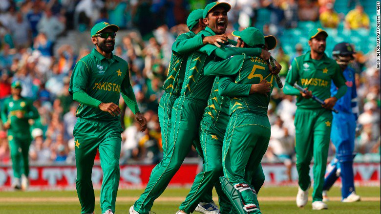 India arrests 15 men for allegedly cheering on the Pakistan cricket team
