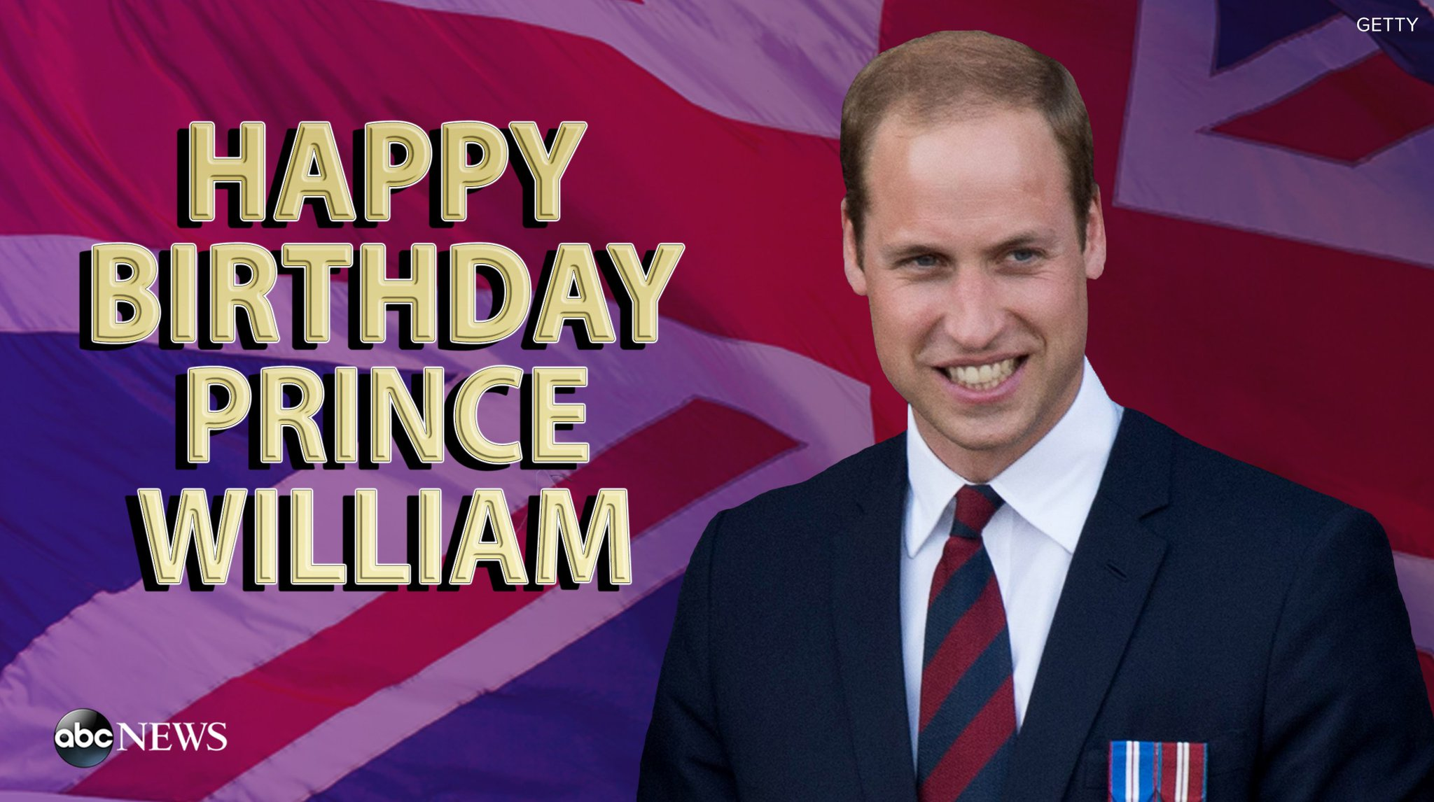 Happy 35th birthday Prince William! See his life in photos: