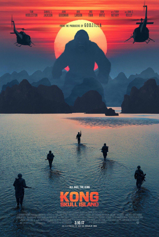 فريق من المستكشفين يذهبون في رحلة نحو جزيرة نائية في قلب المحيط لإستكشاف الجزيرة وصولا إلى ملك الجزيرة كونج الأسطوري! ٓ مغامرة 10/6.9 ٓ 2017 https://t.co/OdW3CpIBgG