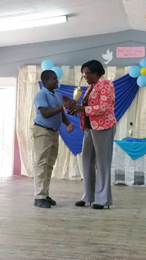 Happy Hill RC Primary School Wins Choral Speaking Competition