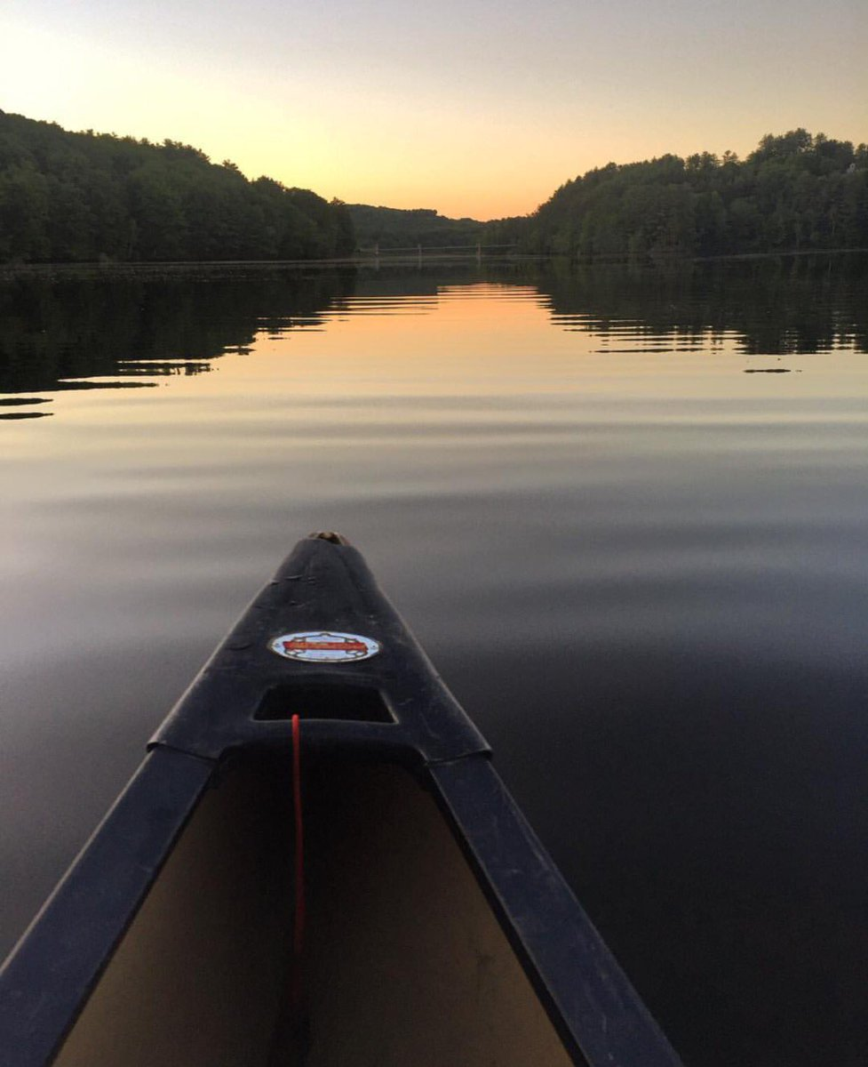 Happy #SummerSolstice!  #SophomoreSummer is officially here 🌞🛶🌲  - 📸: Terence Hughes '17  https://t.co/0GRC2F8ISu https://t.co/bBbebwyudh