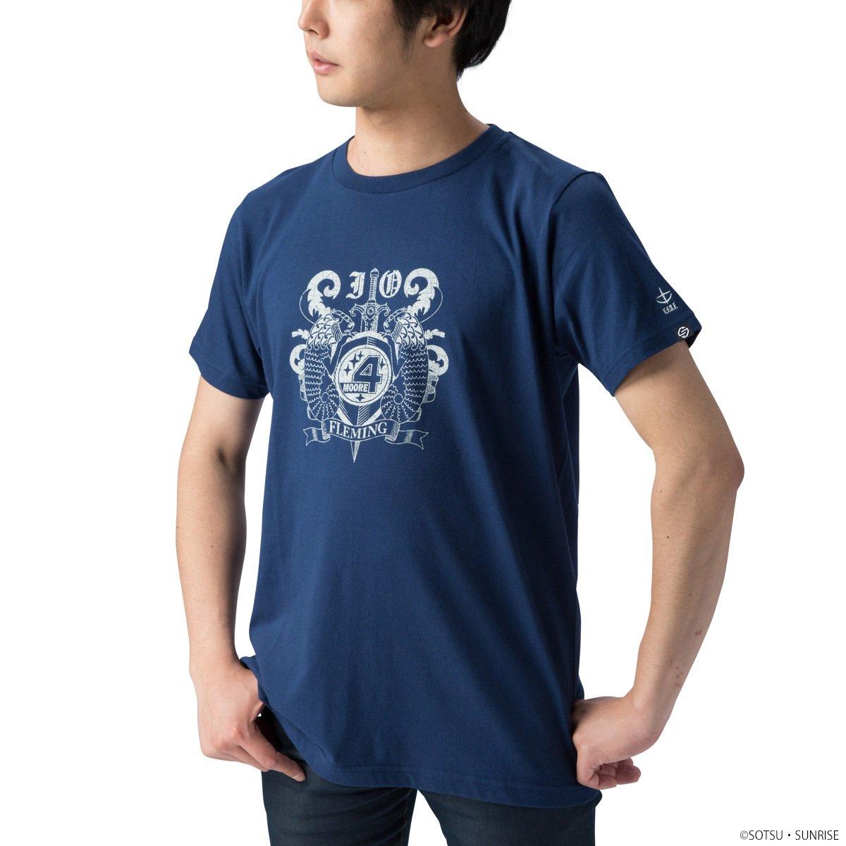 第2シーズンが好評配信中の「機動戦士ガンダム サンダーボルト」より、新柄Tシャツ2種、好評発売中!  #gundam