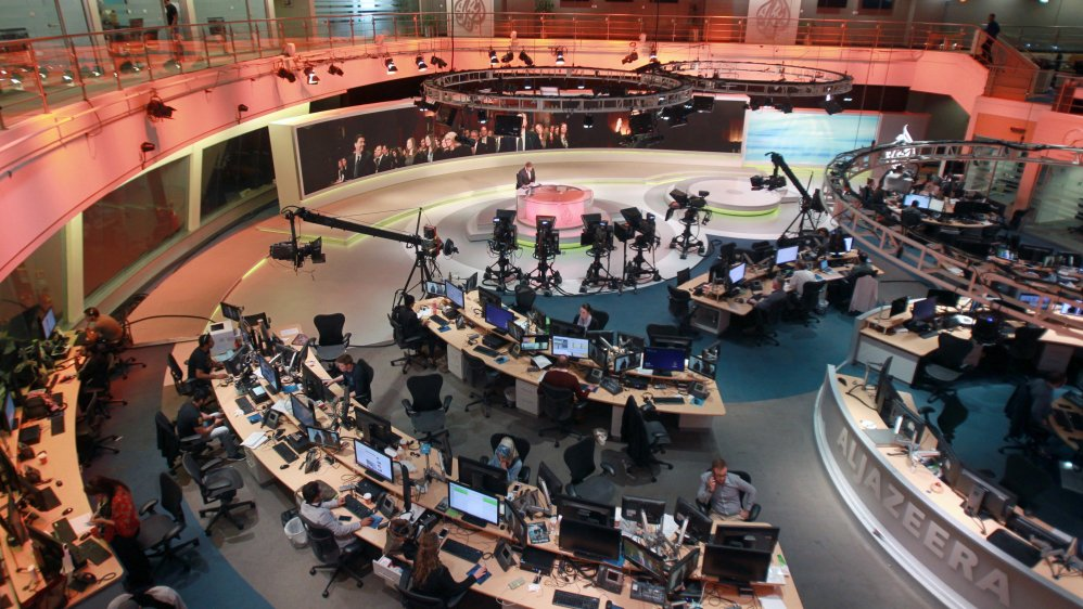 New York Times slams 'misguided attack on Al Jazeera'