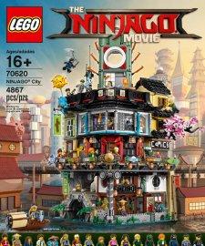 レゴのニンジャゴーの映画に合わせた新作がニンジャスレイヤー感満点