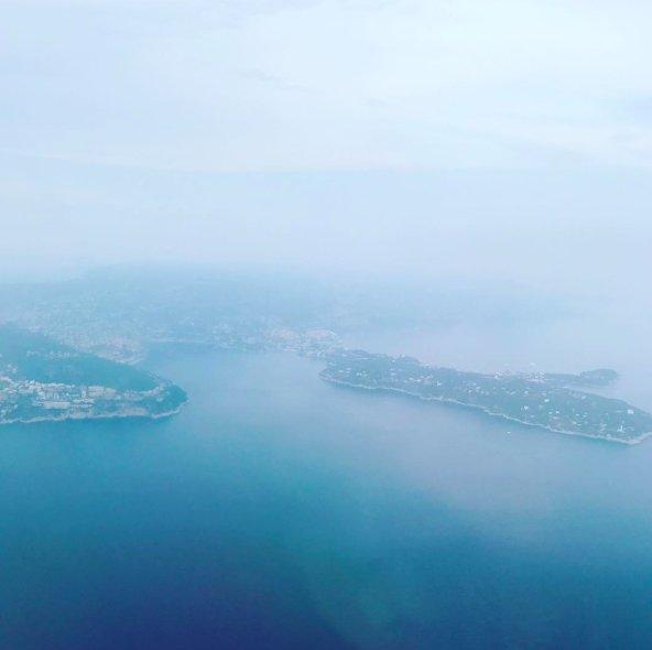 Au revoir le Côte d'Azur, jusqu'à la prochaine fois ???????? https://t.co/1drLe5FlSm