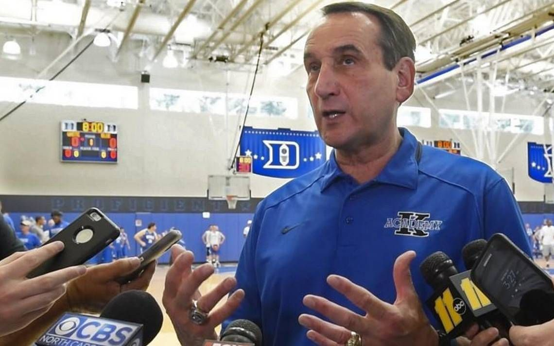 Live from New York – Coach K will ring in a new honor Thursday https://t.co/14jFxShCgu https://t.co/GKcUy6RVLo