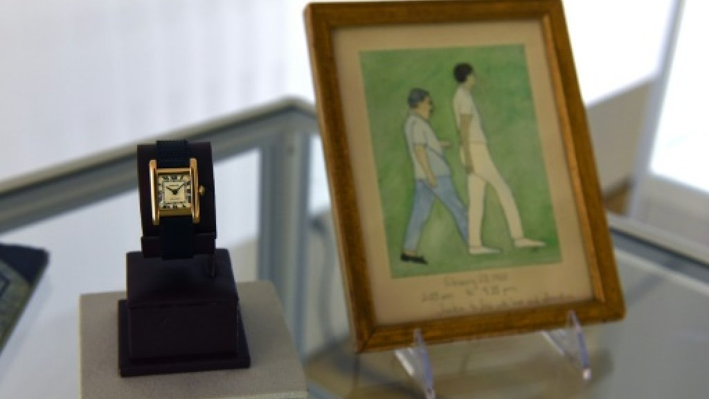 Jackie Kennedy watch fetches nearly $380K in New York