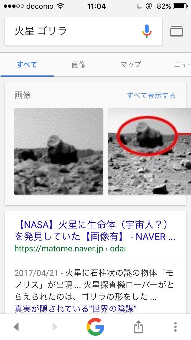 【新説】熟女は火星で異常進化したゴリラである。前提をまとめよう。①熟女はゴリラ②熟女は火星人結局どっちだよと思われた方も