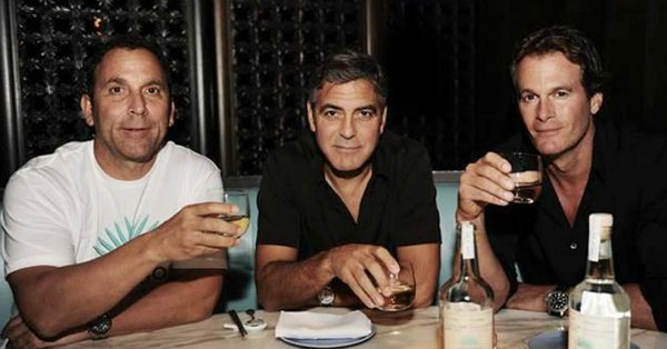 George Clooney and Rande Gerber have sold Casamigos Tequila Company for $1 billion:
