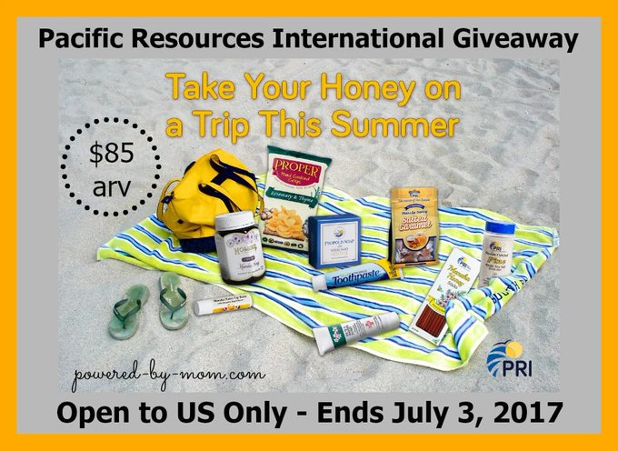 Summer PRI Prize Pack ($85 arv)!-1-US- GA-Ends 7/3