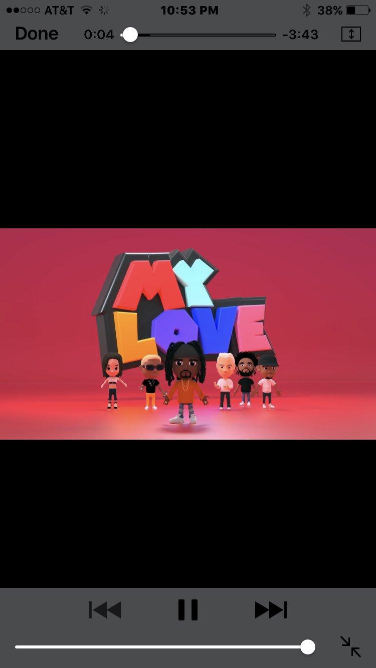 This is happening . My wiz dua major lazer ... lyric video ..issa vibe like shyt https://t.co/RcA0gwcD3t