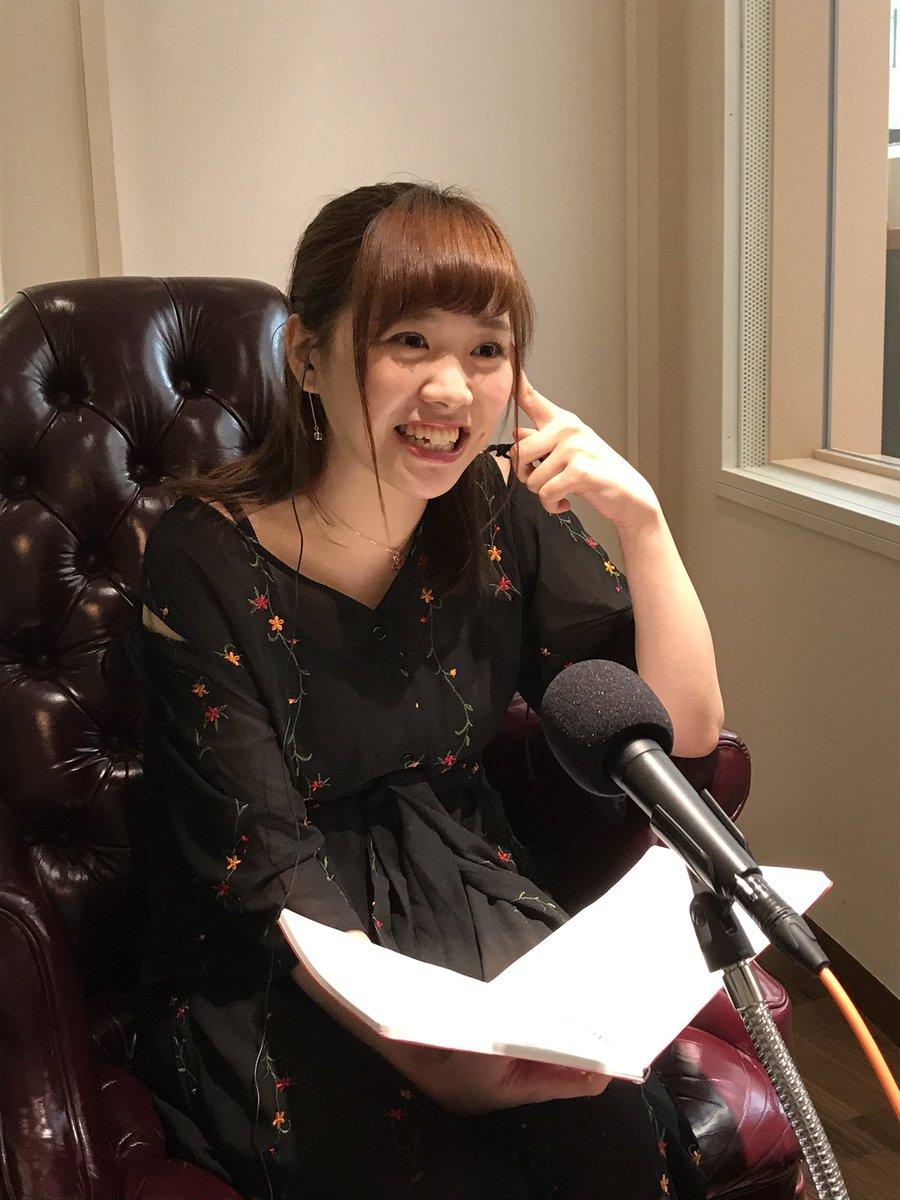 【6/22 #ソラトニワ梅田】「POPUPじゅりーたんの君にガチ恋!!」公開生放送でした。アニマガにガチ恋のコーナーでは