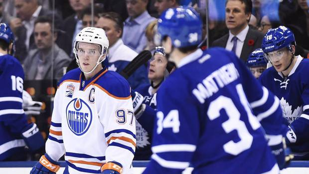McDavid and Matthews are starting to define NHL's next generation From @Globe_Sports