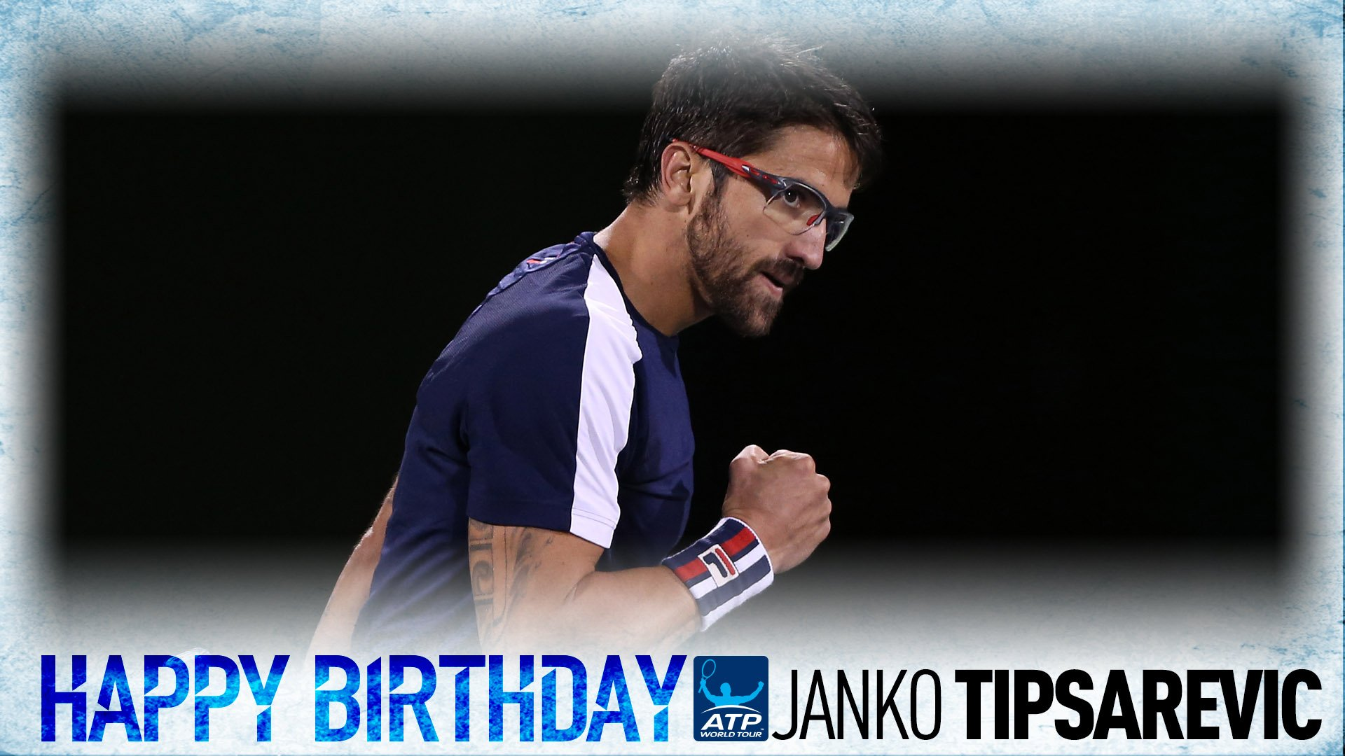 Wishing a happy 33rd birthday to @TipsarevicJanko! ���� View #ATP Profile: https://t.co/yWYgAURnxP https://t.co/5FD4W4mWmf