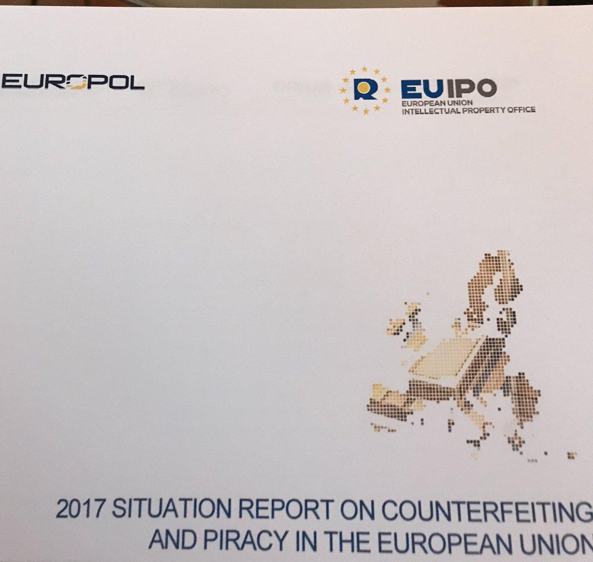 test Twitter Media - Great start of #IPSummit17 in Berlin. Hot report on counterfeiting in the Eu https://t.co/Sxk7cjvFEk