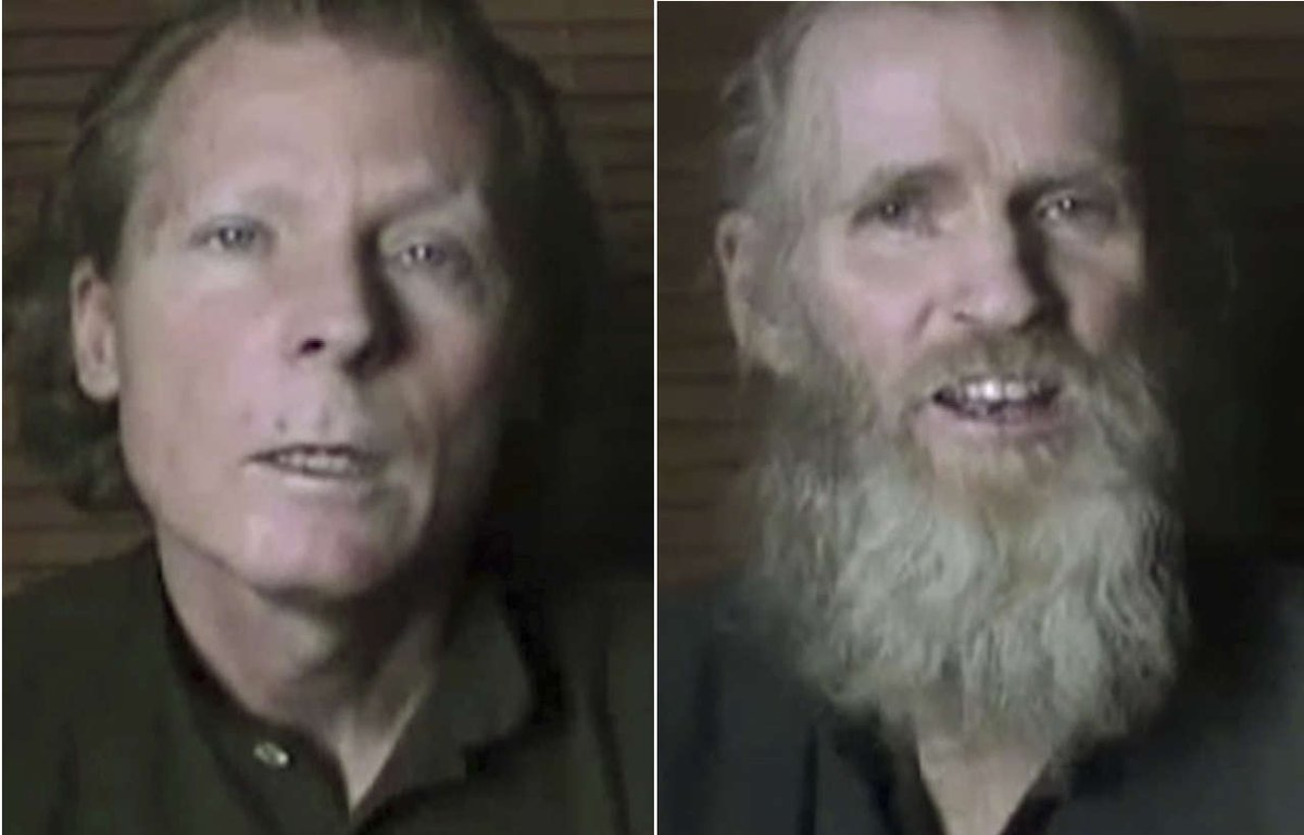 Taliban release video purportedly showing American, Australian captives