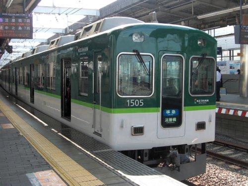 test ツイッターメディア - 2-10.意味もなく鉄道写真を貼ってみる 京阪電鉄 1000系 枚方市駅にて  鉄道模型けんさくブログ 製品情報など鉄道模型の情報を検索しやすいよう メーカー別・鉄道会社別にまとめてますhttps://t.co/2P2qKnnCGM