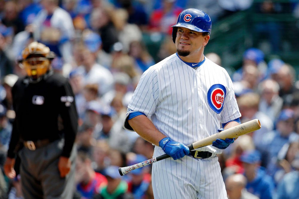 Cubs send Kyle Schwarber, who is hitting .171 this season, down to Triple-A, per @thekapman