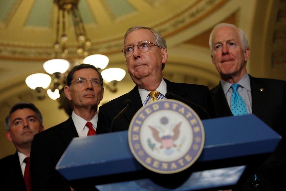 "How Senate Republicans' ""secret"" process endangers their Obamacare repeal plan"
