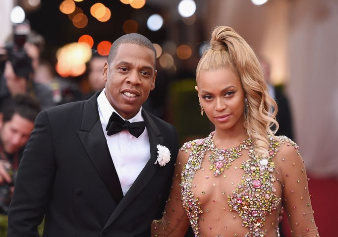 Apparently Beyonce and Jay-Z have given their twins these boring