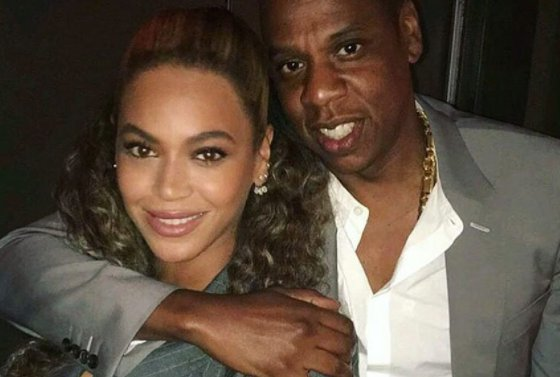 Apparently the genders of Beyonce and Jay-Z's twins have been