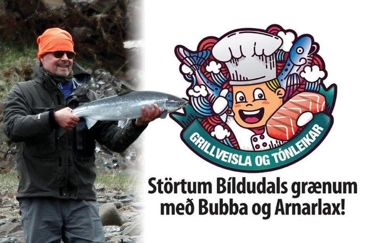 Fiskeldisspekúlantar ekki búnir að kaupa Bubba Morthens - Vísir
