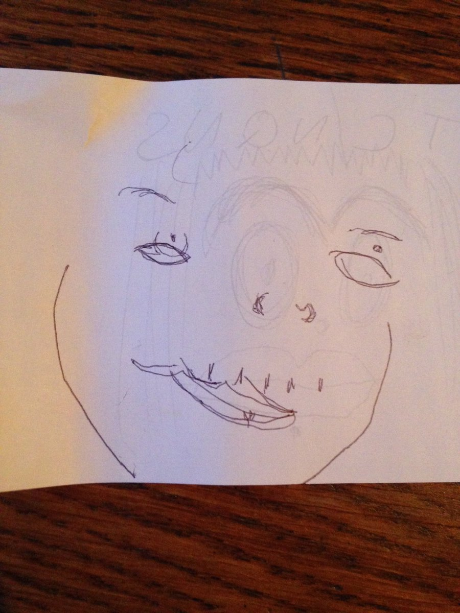RT @oliviaaneal: @KeiraSuks drew me without looking at the paper, honestly it's my favourite thing https://t.co/a2U45bVxSd