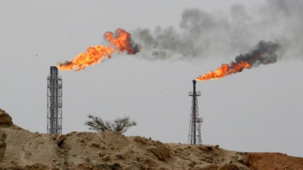 Iran begins sending gas to Iraq under major deal