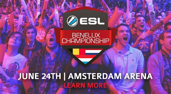 test Twitter Media - 2 days until #ESL Benelux Championship. All the competitive games in the competition will be powered by our servers: https://t.co/q8Ev9k4wbW https://t.co/a9Wl5Oxttz