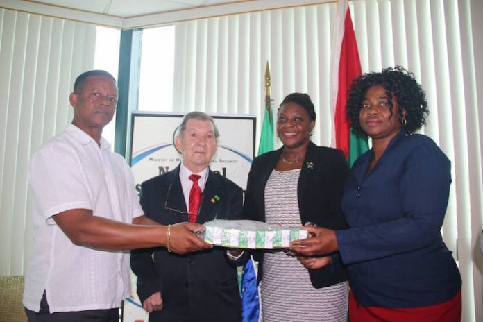 Brazil Gives Human Haemoglobin to Grenada
