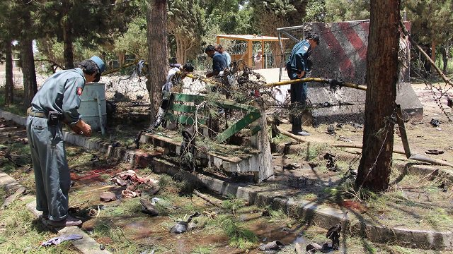 Another attack during Ramadan, 29 dead in car bomb blast in Afghanistan