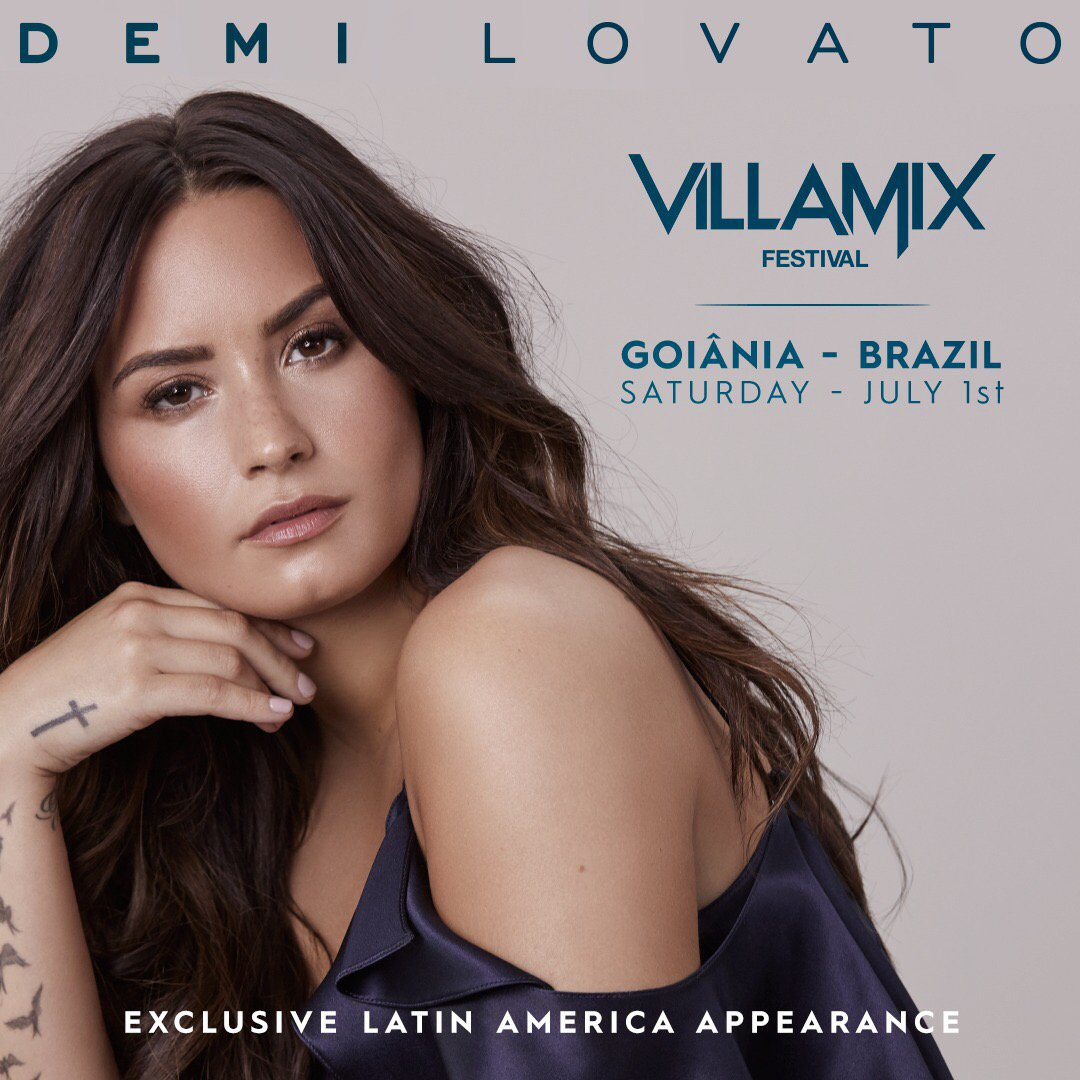 Villa Mix is almost here! Brazil are you excited?! https://t.co/vq6Y1CmLCm https://t.co/0xXujsE3wD