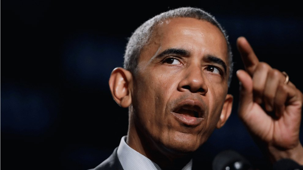 Barack Obama Just Blasted the Senate's Trumpcare Bill