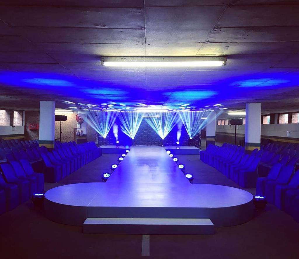test Twitter Media - Show ready with a custom built stage for our clients fashion show in Pretoria. https://t.co/u2CAWaiNTq