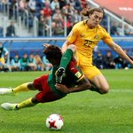 Football - Australia, Cameroon hopes hit after 1-1 draw - Football