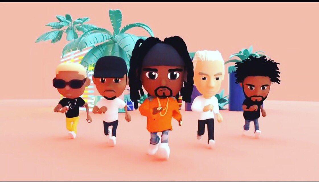 'My love' lyric video gon change the game https://t.co/lqkZNFU7wM