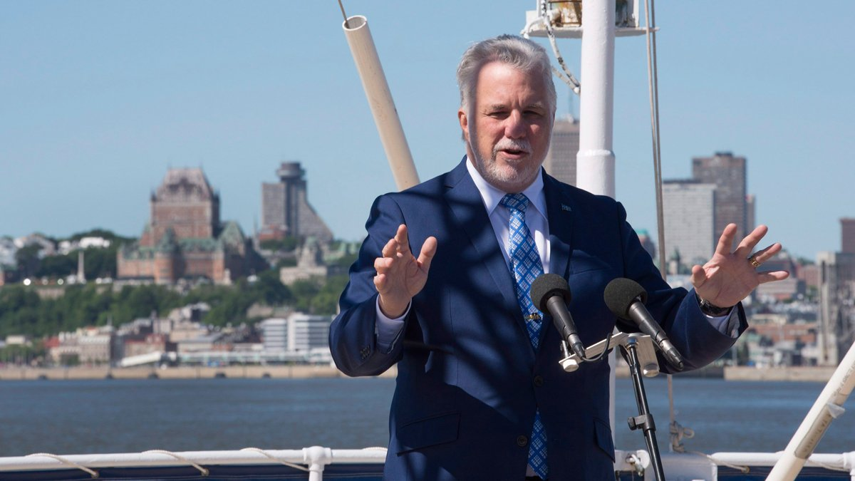 Couillard says Muslims also have a responsibility in the fight against terrorism