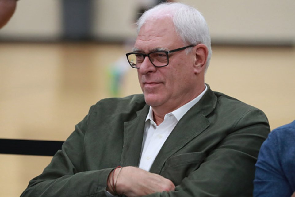 A top-15 prospect claims Phil Jackson fell asleep during his workout