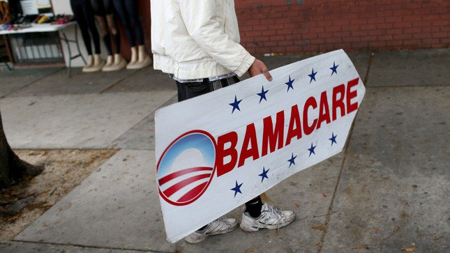 Poll ObamaCare more popular than GOP repeal plan