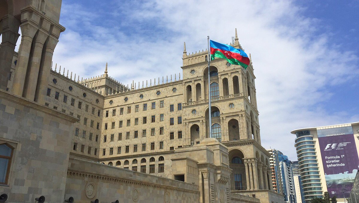#AzerbaijanGP